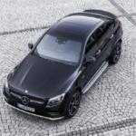 Представлен Mercedes-AMG GLC 43 4Matic Coupe