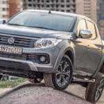 Озвучены цены пикапа Fiat Fullback для России