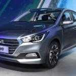 Рассекречен Hyundai Solaris нового поколения