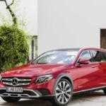 Рассекречен вседорожный универсал Mercedes E-Class Estate All-Terrain