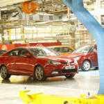 Марка MG останавливает производство автомобилей в Великобритании