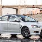 Последний экземпляр Mitsubishi Lancer Evolution продадут с аукциона