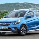У самого маленького Opel появилась кросс-версия