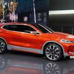BMW показала в Париже каким будет кроссовер X2