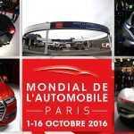 Огромная подборка фотографий на 2016 Paris Motor Show