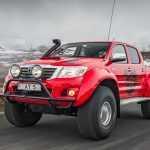 Тест-драйв: Путешествие в Исландию на Тойота Хайлюкс