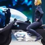 Нереальная концепция мотоцикла BMW Motorrad VISION NEXT из 2116 года
