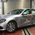 Краш-тесты Mercedes-Benz E-Class и Peugeot 3008 по EuroNCAP