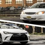 Совершенно новая Toyota Camry — такая же, как и 12 лет назад?