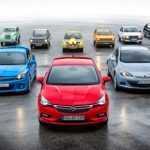 Большое день рождения, 80 лет Opel Astra!