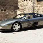 1990 Ferrari 348 продают на аукционе за $49900