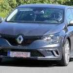 Renault Megane RS получит новый двигатель и коробку передач Nissan