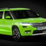 Škoda сделает новый Yeti похожим на кроссовер Kodiaq