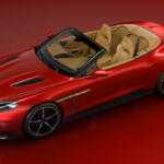 Aston Martin Vanquish Zagato Volante обойдется в 850 тыс долларов