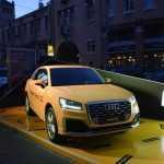 Первые Audi Q2 уже в Украине