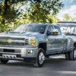 Chevrolet Silverado HD оснастили мощнейшим дизелем