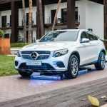 Купеобразный Mercedes GLC