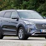 Обновленный Hyundai Grand Santa Fe поступил в продажу