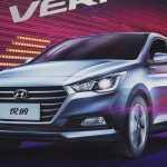 Новый Hyundai Solaris готовится встать на конвейер в России