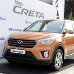 Hyundai Creta: в Киеве представлен самый маленький кроссовер марки