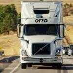Беспилотный грузовик выполнил доставку пива между городами