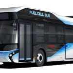 Toyota начнет выпускать водородные автобусы в 2017 году