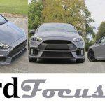 Обзор Ford Focus RS 2016 года — самый горячий из хетчбэков