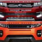 Какие новые автомобильные подделки сделали в Китае в 2016 году?