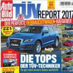 Рейтинг надёжности автомобилей TÜV-Report 2017
