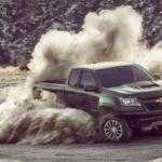 Chevrolet Colorado ZR2: заряженный для бездорожья