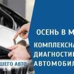 До 30 ноября в «Автомобильном Мегаполисе НИКО» действует осенняя сервисная кампания