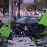 Жуткая авария с McLaren 650S Spider произошла в США