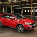 Mitsubishi ASX вернулся на украинский рынок в обновленной версии