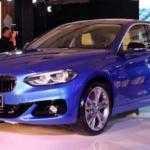 Седан BMW 1 Series представлен официально