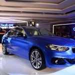 Компания BMW представила новый седан 1-й серии