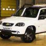 Названа цена Chevrolet Niva Special Edition