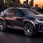 Lexus выпустит водородный кроссовер
