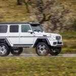 Озвучена цена Mercedes-Benz G550 4×4²