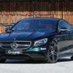 В G-Power прокачали Mercedes-Benz S63 AMG Coupe
