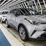 Стартовало серийное производство нового кроссовера Toyota
