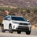 Рестайлинговый Toyota Highlander: названы цены