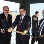 Под Киевом заложен концептуальный дилерский центр Jaguar Land Rover