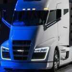 Премьера: первый в мире водородно-электрический грузовик представлен в США