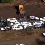 В США уничтожено 120 новых BMW [Видео]