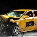 Видео: испытание безопасности Mercedes-Benz, взгляд изнутри