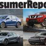 Consumer Reports показал худшие трехлетние модели автомобилей в 2016 году