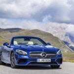 Mercedes-Benz SL создадут на базе AMG GT