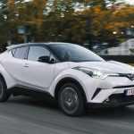 Toyota C-HR: раскрыты украинские цены и комплектации