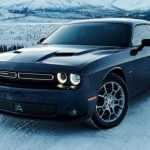 Dodge представил новый Challenger GT