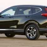 Кроссовер Honda CR-V 2017 получит семиместную версию